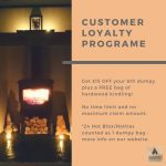 Customer loyalty programme launched!