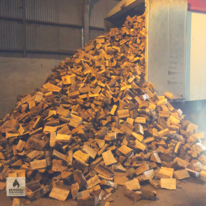 We stock our firewood all year long.