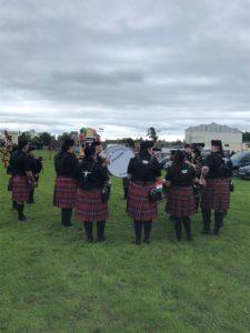 Lots of fun at Markinch Highland Games!